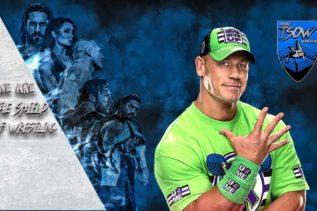The Fiend sfida John Cena per WrestleMania 36