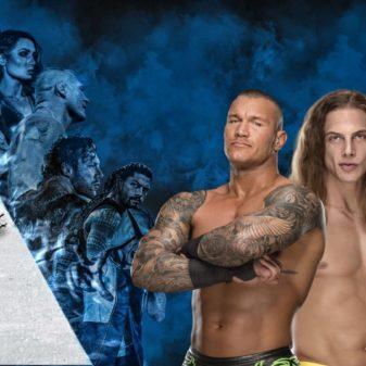 Randy Orton e Matt Riddle