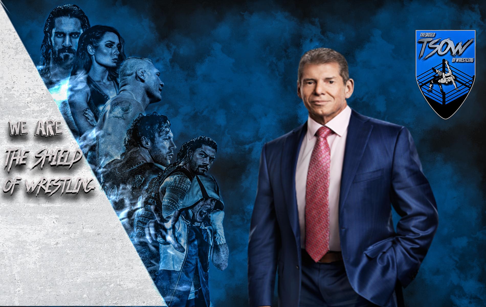 Vince McMahon - Show WWE