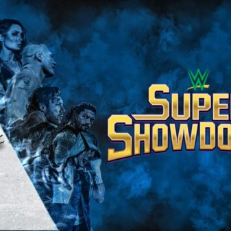 WWE Super ShowDown: gli assenti