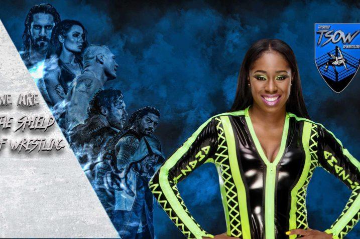 Naomi ritorna a SmackDown.