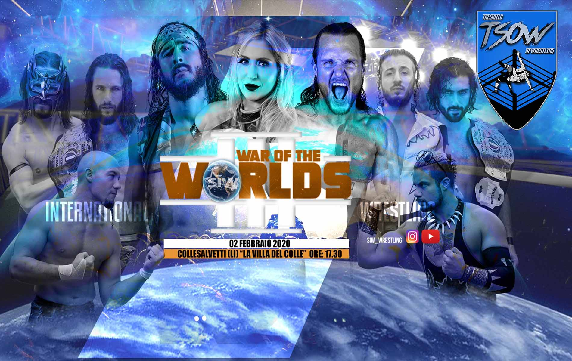 SIW War Of The Worlds 3
