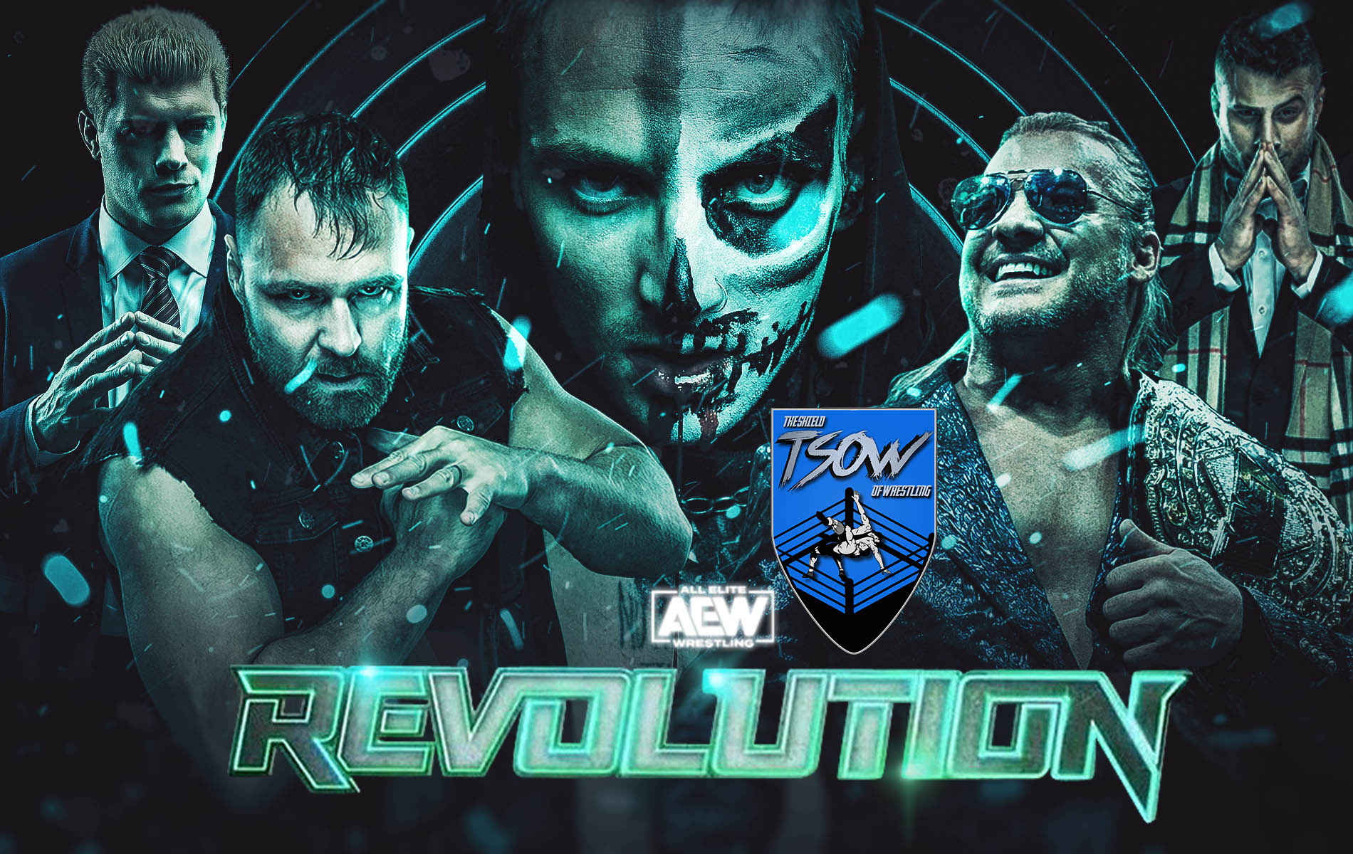 AEW Revolution 2020 Report