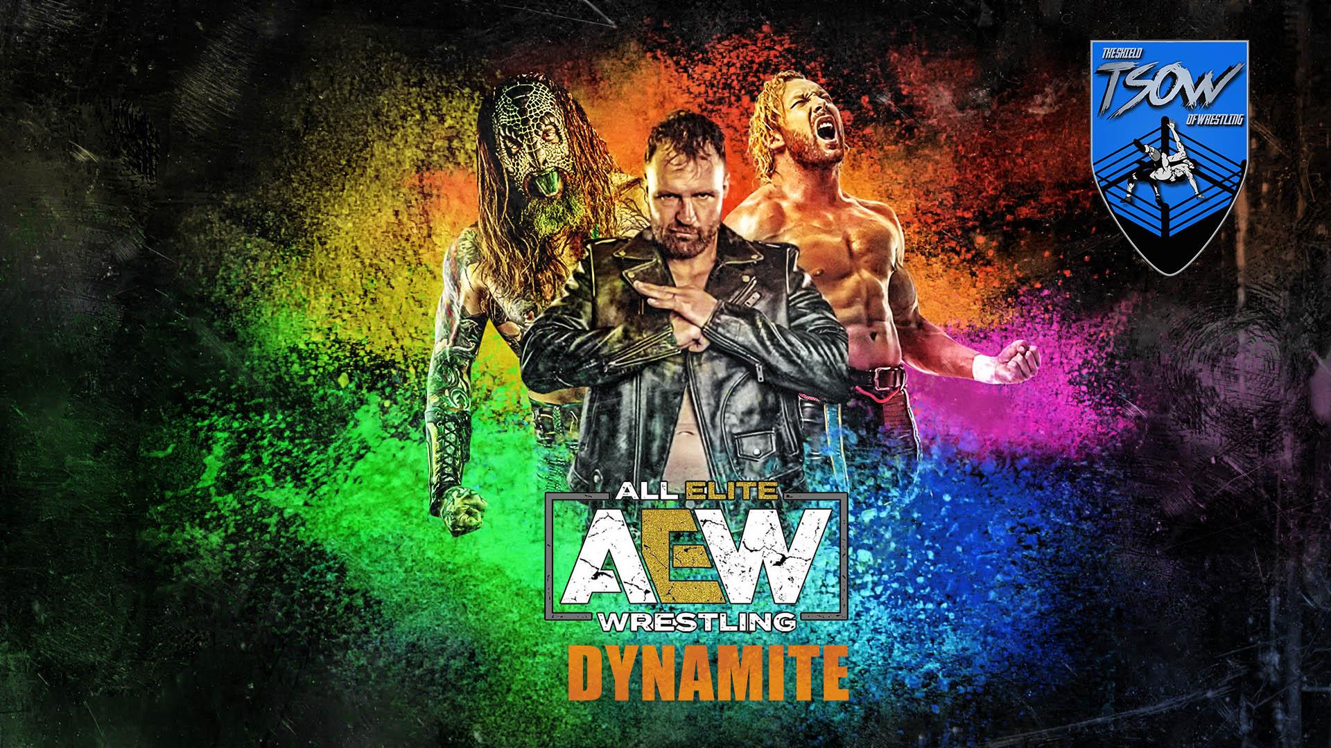 AEW Dynamite Risultati 25-03-2020