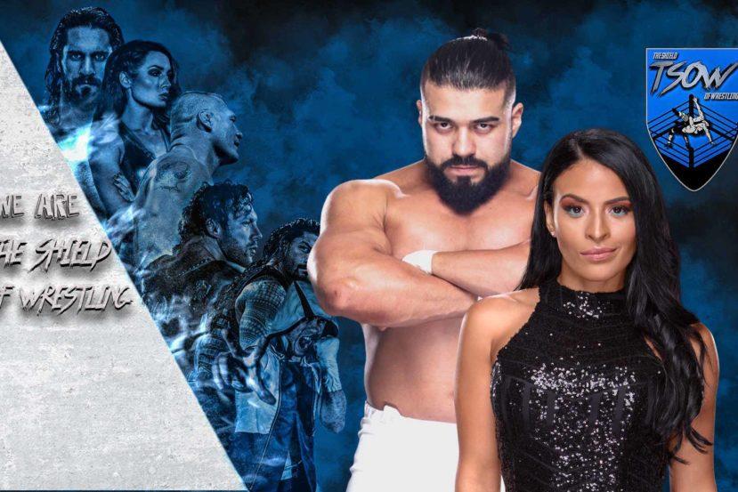 Andrade salterà WrestleMania