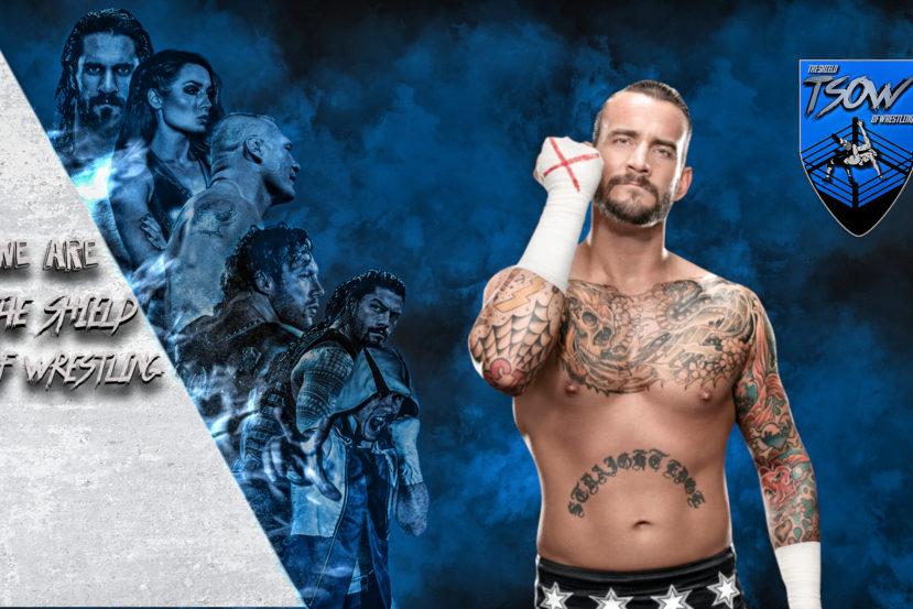 CM Punk - Tapings WrestleMania