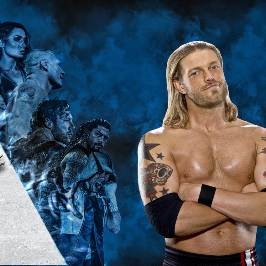 Edge - WrestleMania