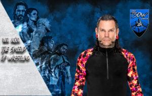 Jeff Hardy ha un nuovo gigantesco tatuaggio