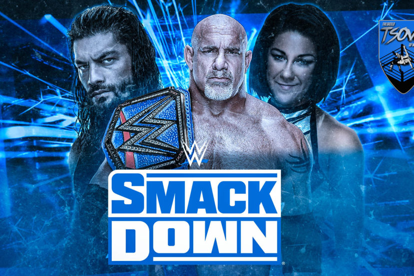SmackDown Report 27-03-2020