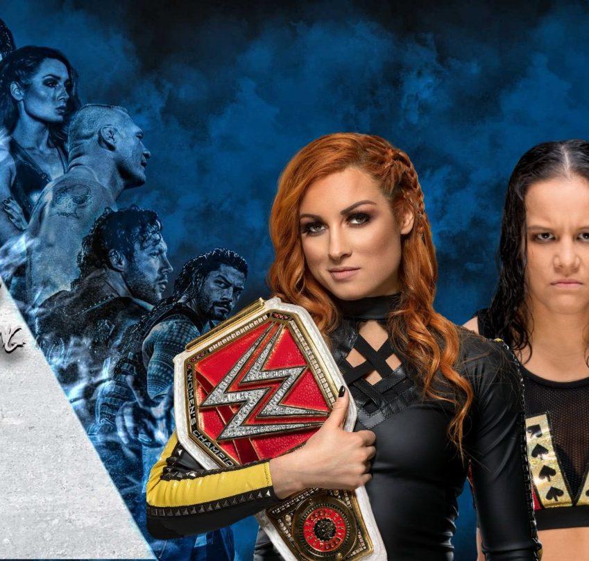 Becky vs Shayna