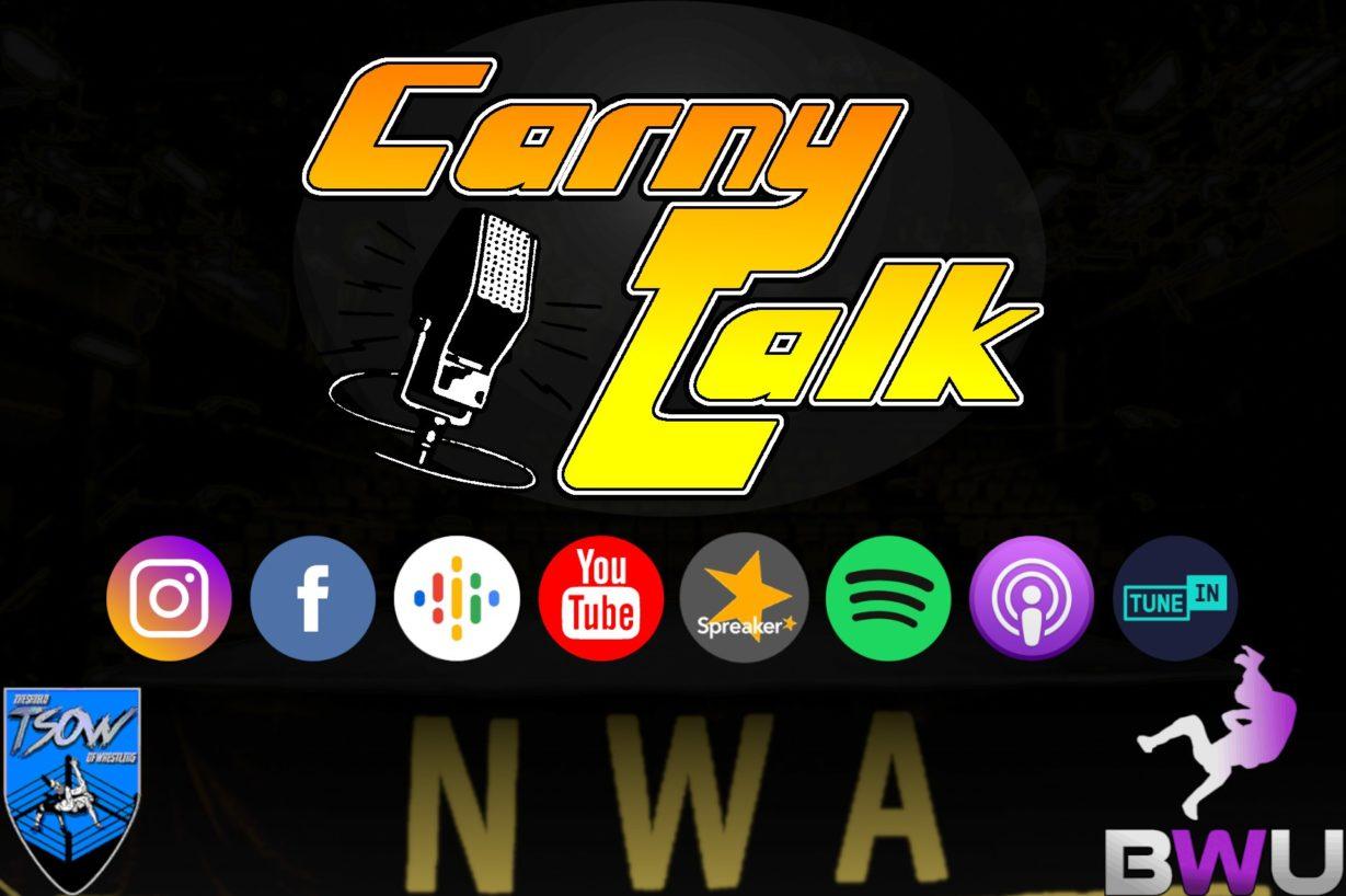 Carny Talk - NWA Into The Fire in italiano parte 1