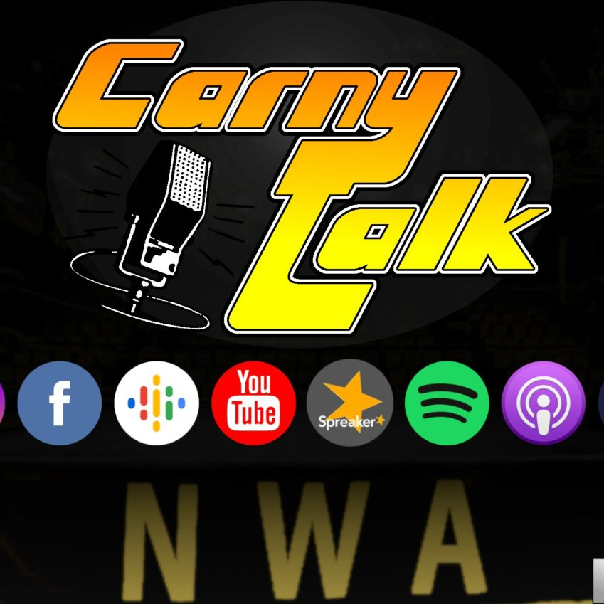 Carny Talk - NWA Into The Fire in italiano parte 1