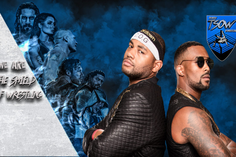 Street Profits nuovi Tag Team Champions di RAW
