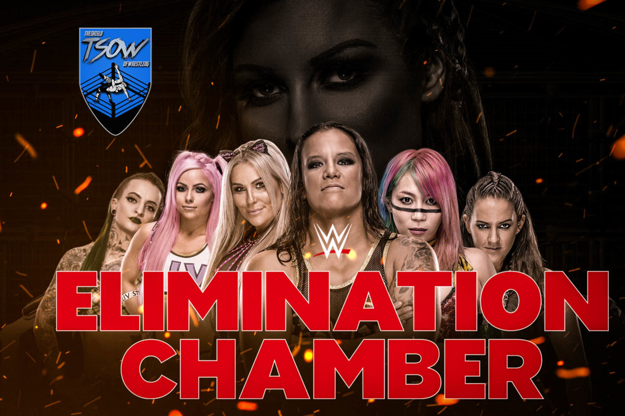 WWE Elimination Chamber 2020 Report