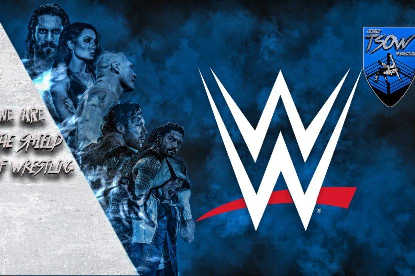 La WWE sta considerando un'idea interessante per gli show senza di pubblico