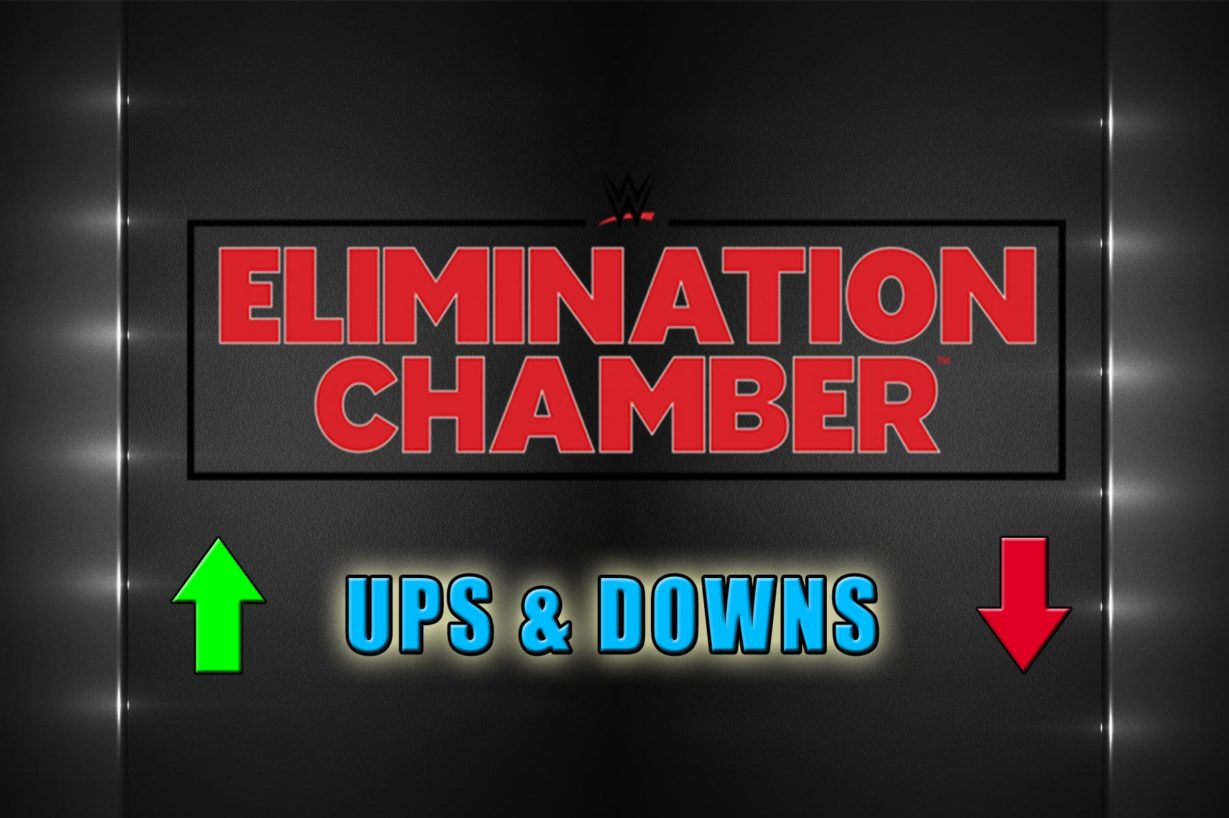 Elimination Chamber Ups&Downs