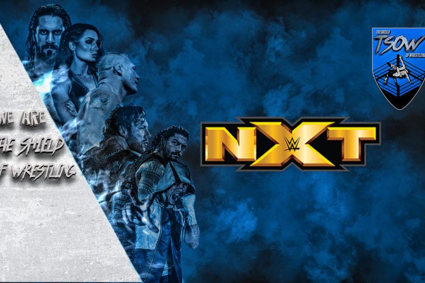 NXT Risultati 11-03-2020