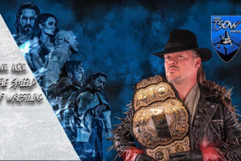 Chris Jericho risponde a un fan che ha criticato il suo match con AJ Styles