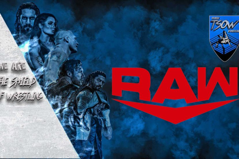 RAW post wrestlemania