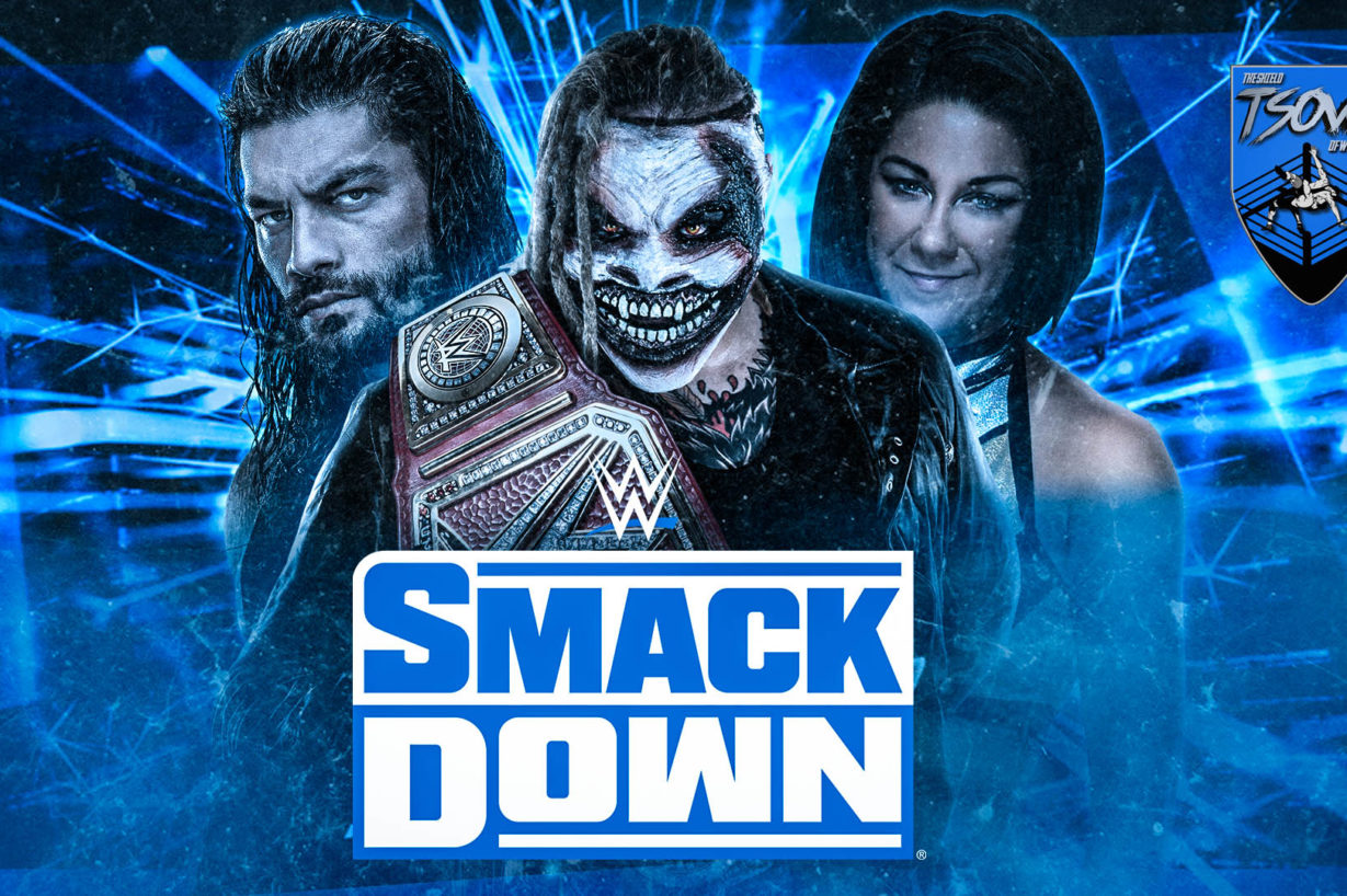 SmackDown Report 13-03-2020