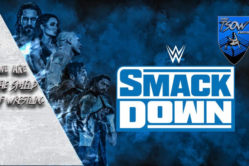 SmackDown Risultati 13-03-2020