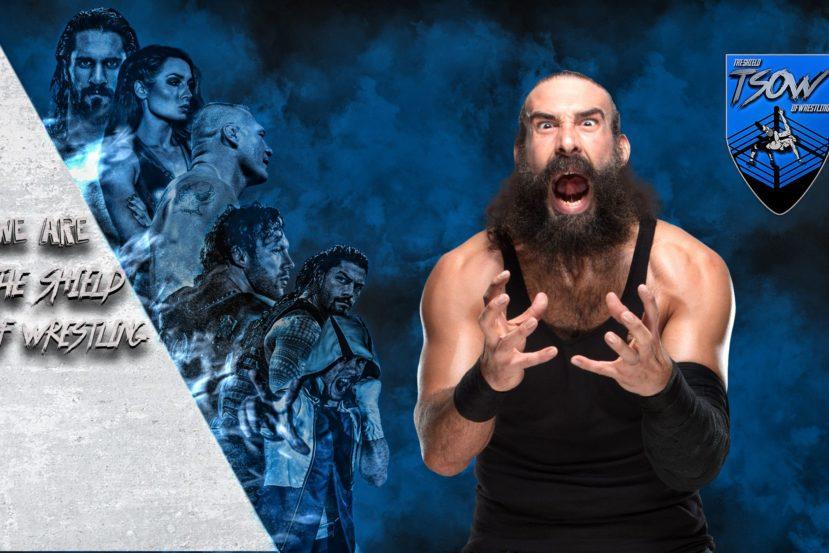 Brodie Lee: la WWE gli offriva contratti fino al giorno del rilascio