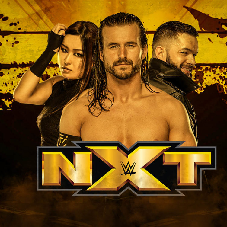 NXT Report 11-03-2020