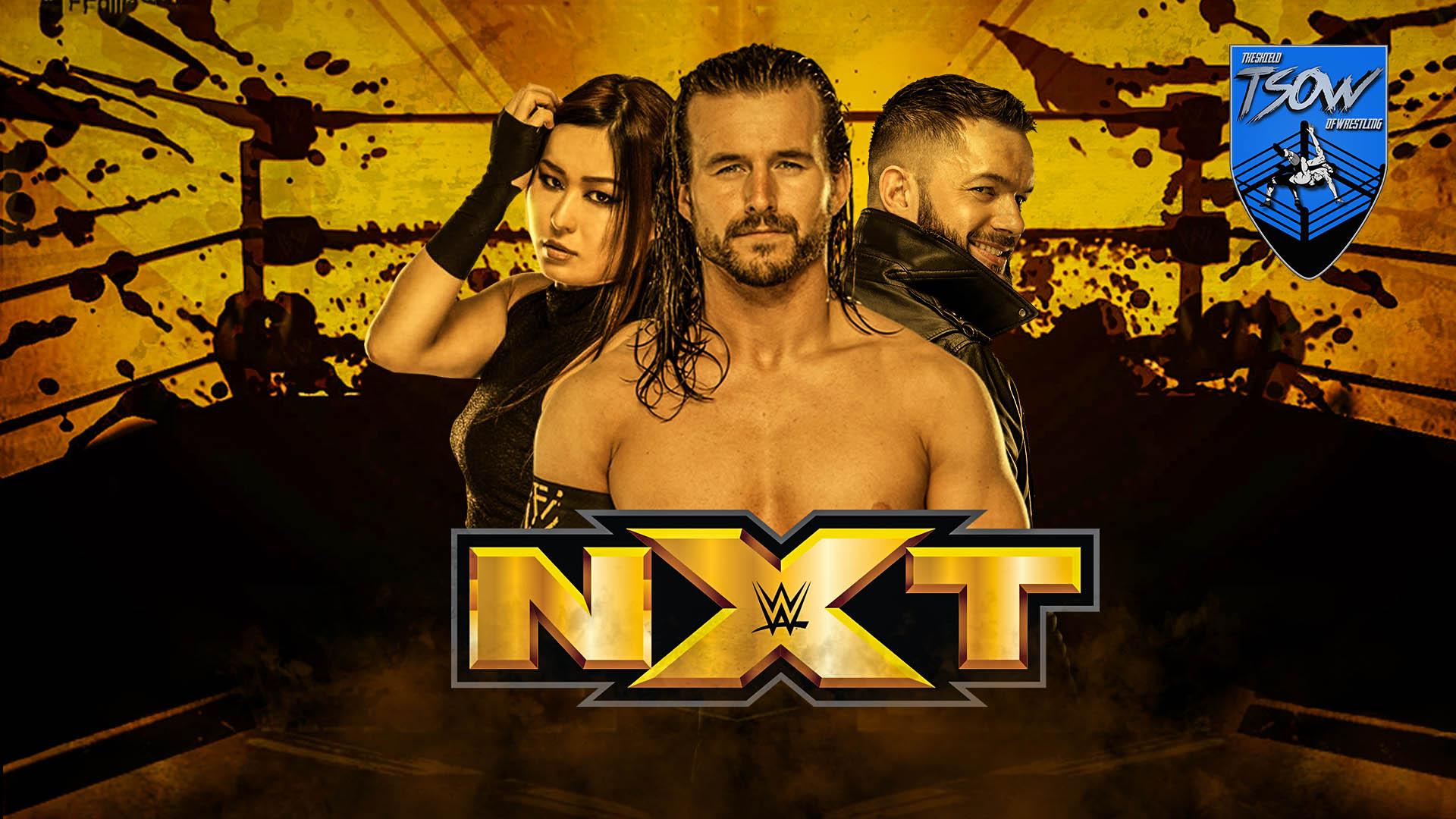 NXT Report 11-03-2020