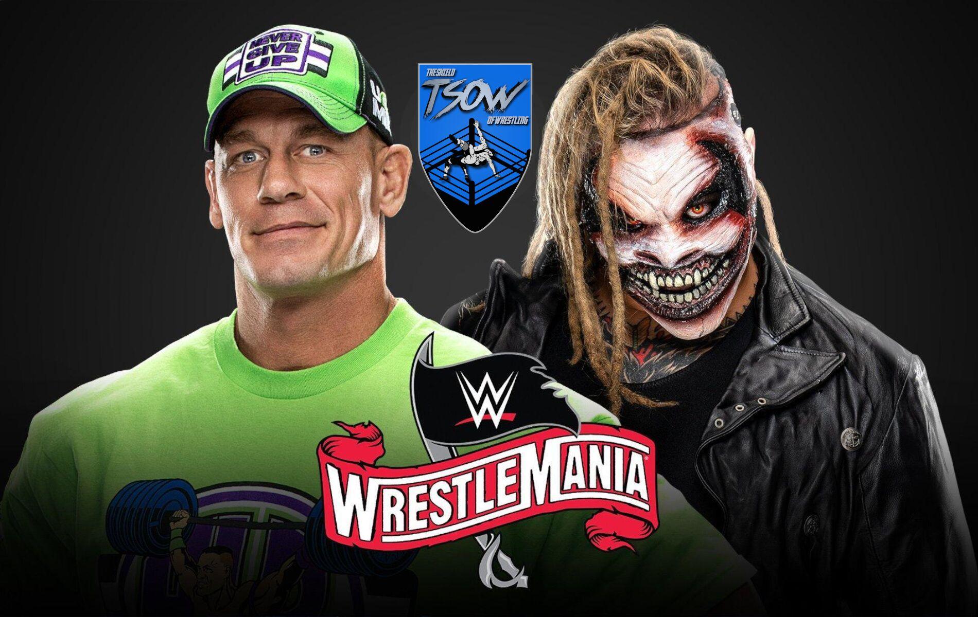 John Cena vs The Fiend: il loro incontro avrà un trattamento da film?