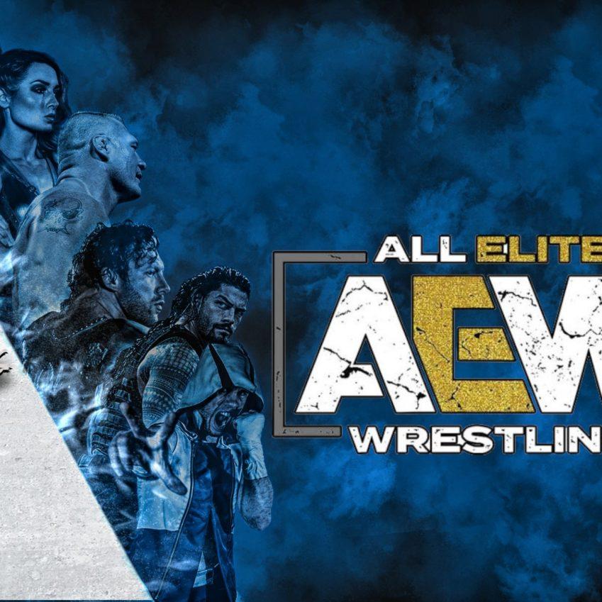AEW: introdotto un nuovo titolo!