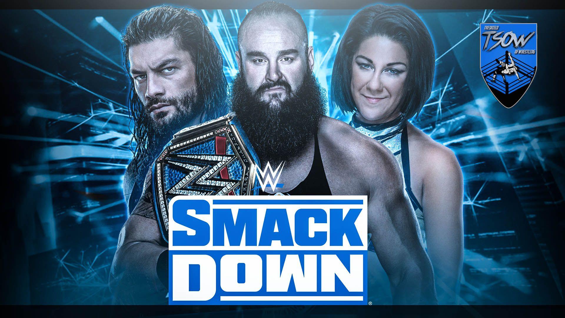 SmackDown Report 08-05-2020
