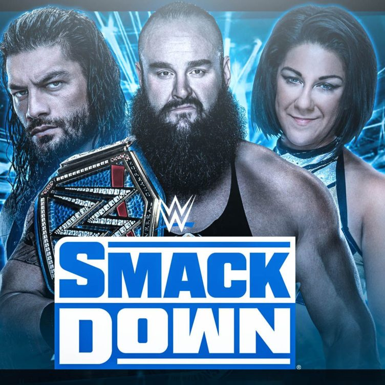Report SmackDown 07-08-2020