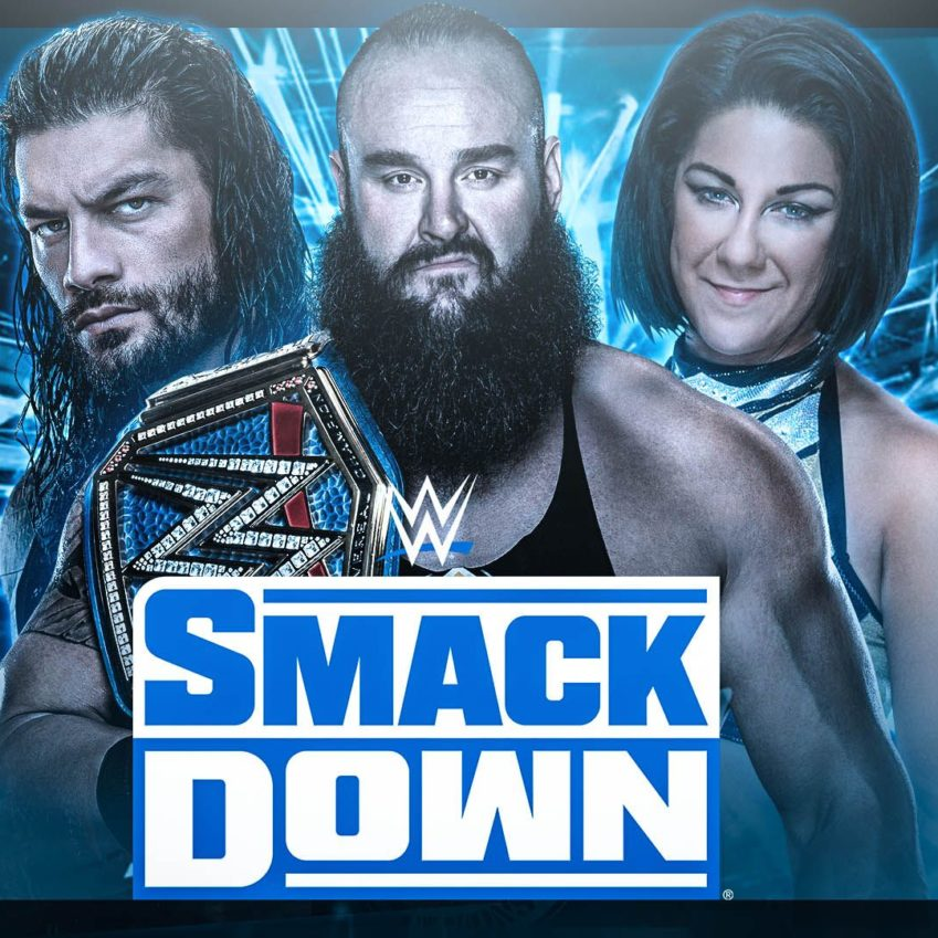 Report SmackDown 31-07-2020