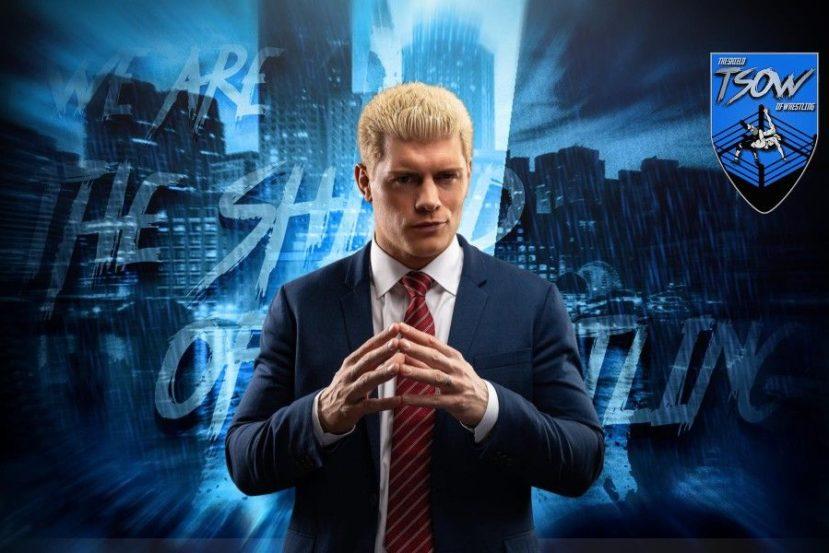 Cody Rhodes spiega il suo like ad un tweet su Sami Zayn