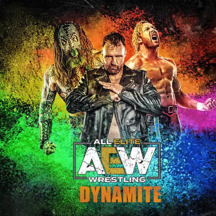 AEW Dynamite Risultati 08-04-2020