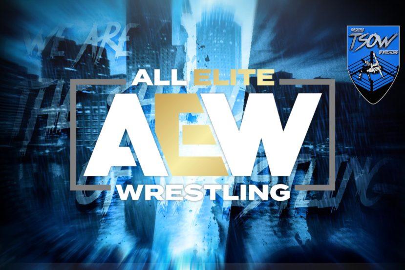 AEW: un infortunio ispira un nuovo merchandising