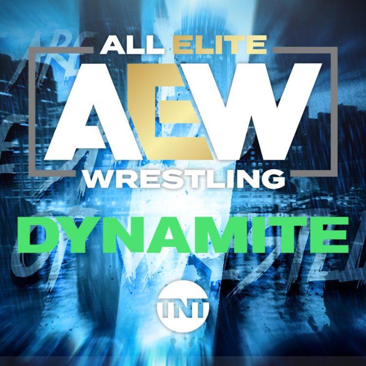 AEW Dynamite: annunciato match titolato per la puntata di stanotte