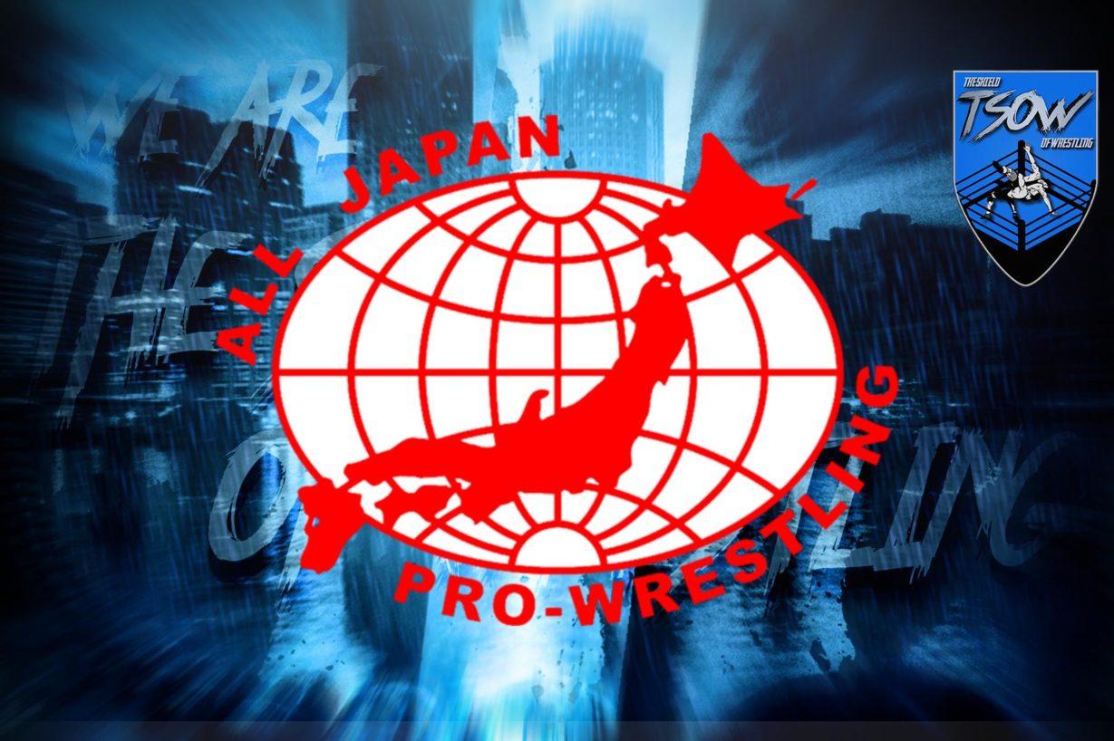 AJPW: disponibile l'ultimo show su YouTube