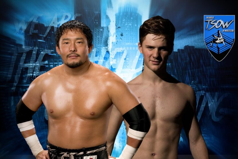 Akira affronterà TAJIRI nell'AJPW 2021 Jr. Battle of Glory