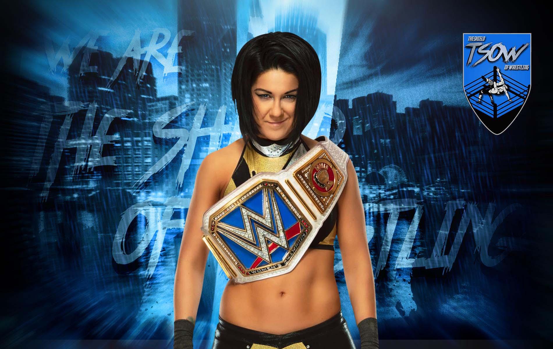 Top 5 Campionesse Femminili di SmackDown