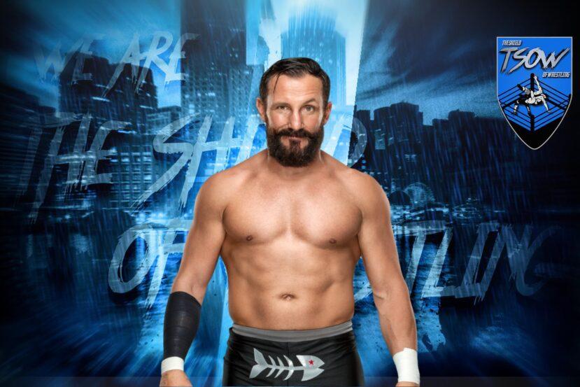 Bobby Fish si è operato dopo NXT TakeOver: WarGames