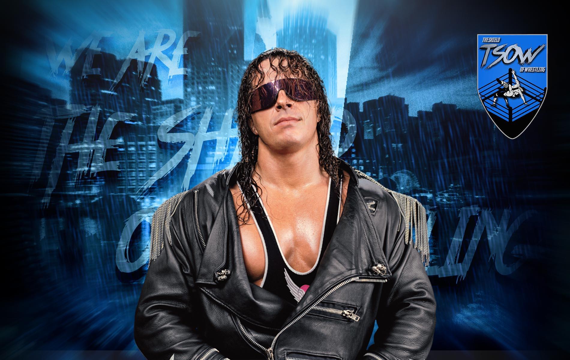 Bret Hart: Jake Roberts voleva sabotare il match con The Undertaker