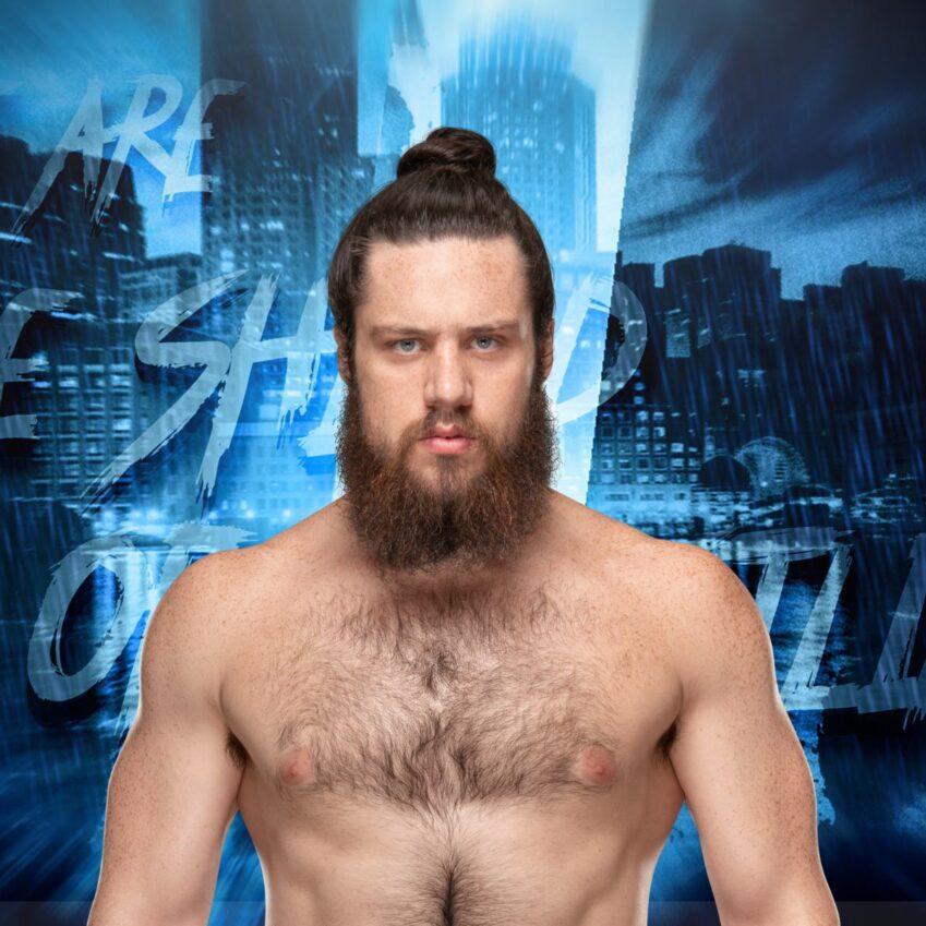 Cameron Grimes: una leggenda WWE vorrebbe un feud con lui