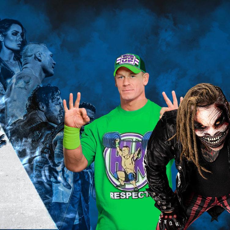 John Cena - Bray Wyatt