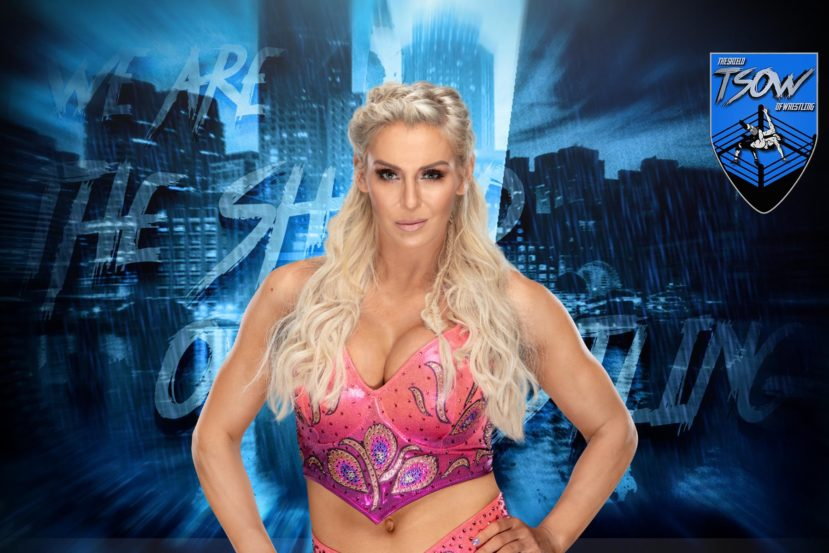 Charlotte Flair: lungo stop per lei