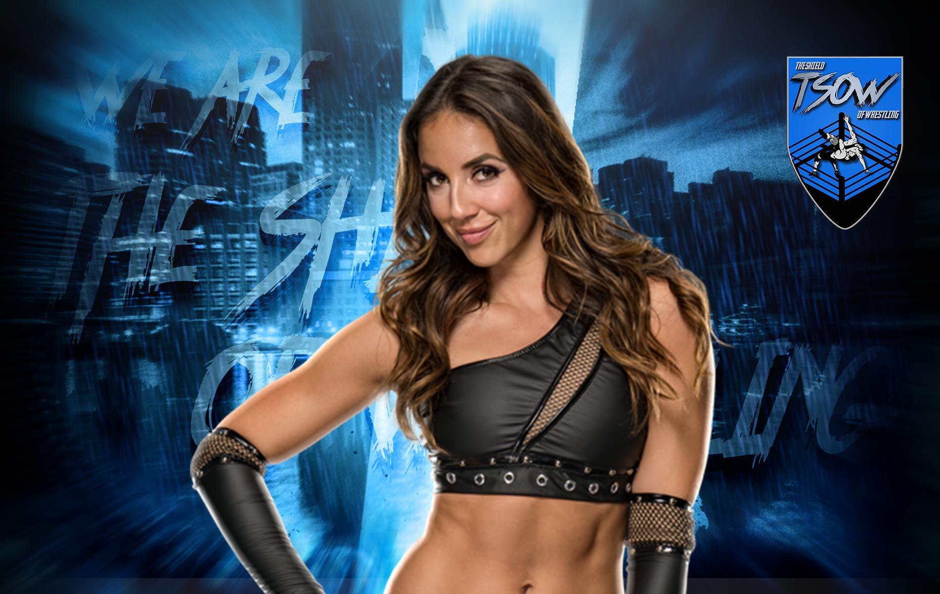 Chelsea Green voleva lavorare con Bray Wyatt e Alexa Bliss