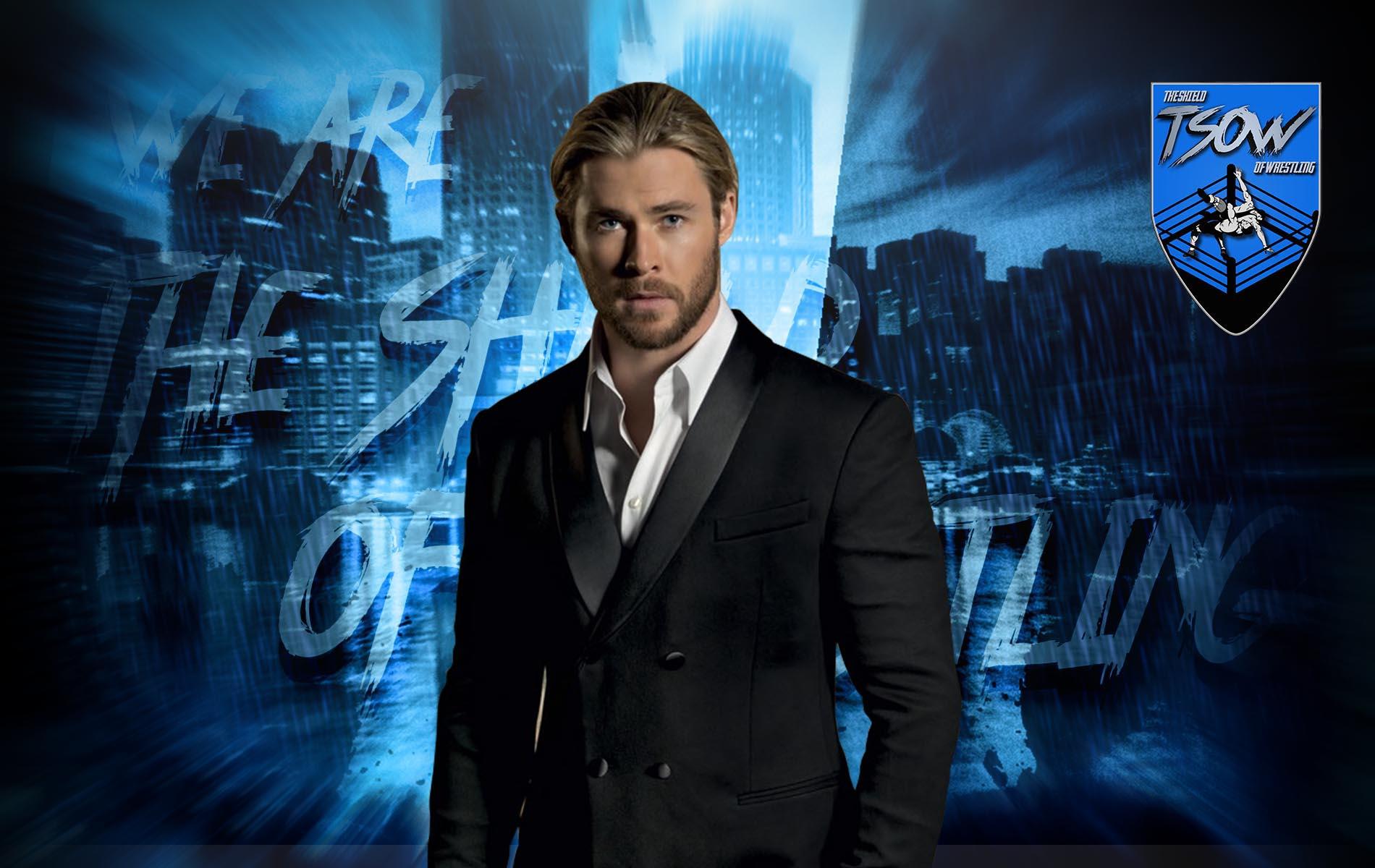Chris Hemsworth: la sua preparazione per interpretare Hulk Hogan
