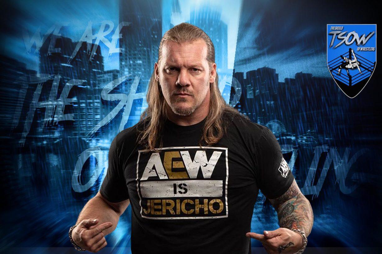 Chris Jericho: aspettatevi grandi cose nel match con Orange Cassidy