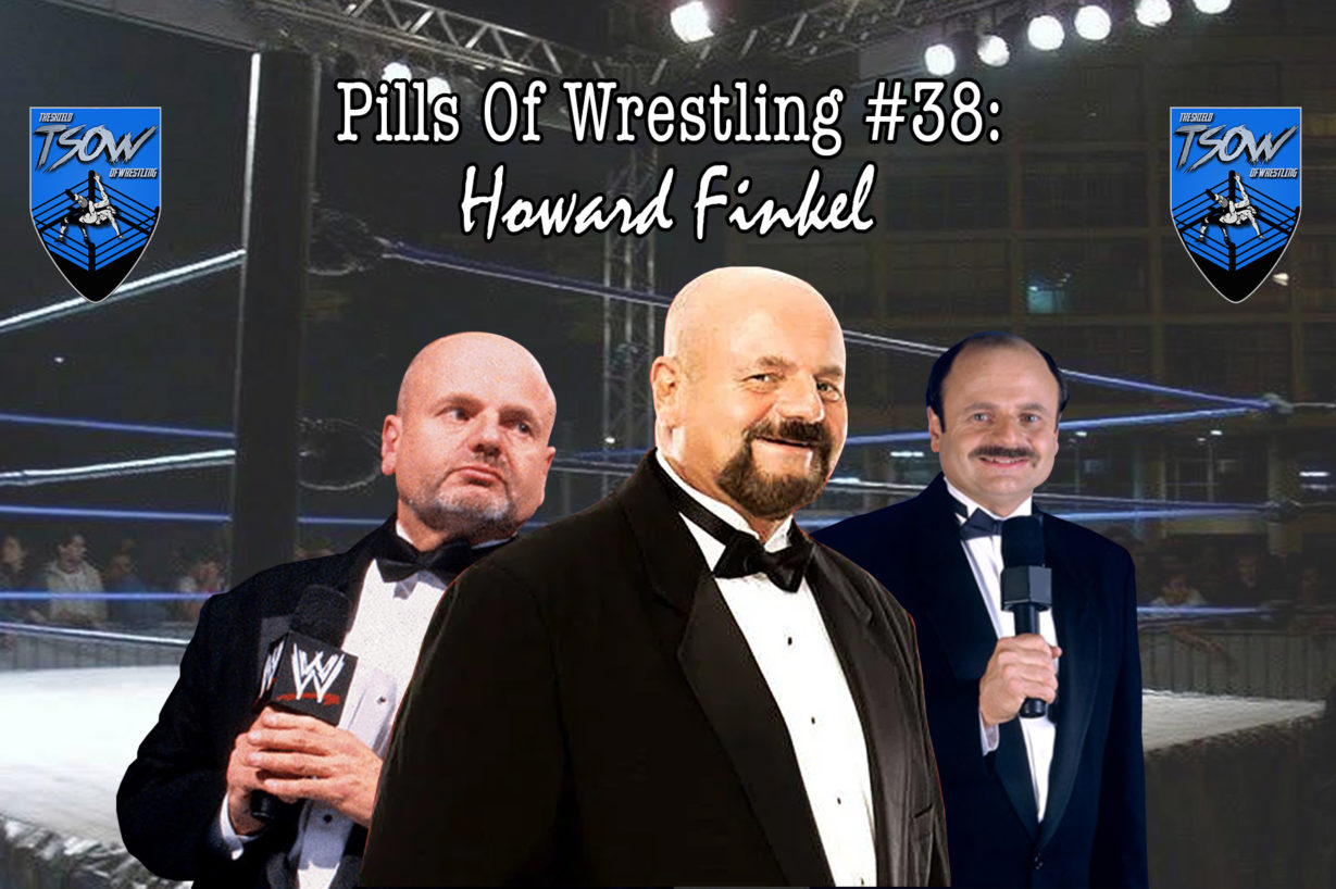 Pills Of Wrestling #38: Howard Finkel