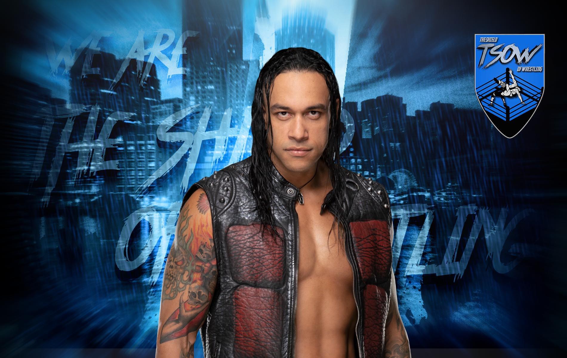 Damian Priest debutta ufficialmente a RAW